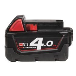 Acumulator REDLITHIUM-ION™ Milwaukee® M18™ M18B4 18V, 4.0Ah