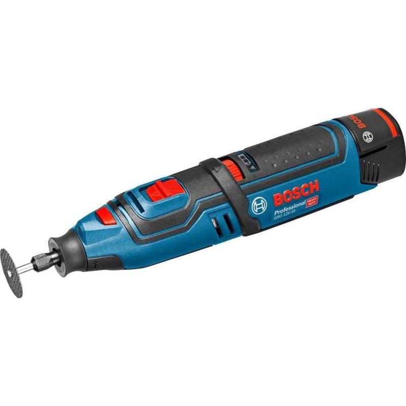Unealta multifunctionala cu acumulator Bosch GRO 12V-35