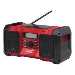 Aparat de radio compatibil cu acumulator Milwaukee M18 JSRDAB+-0
