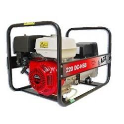 Generator sudura WAGT 220 DC HSB R 26 XXL - 6,5/3,5 kVA