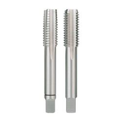 Set 2 tarozi pentru filetare manuala Ruko MF 20 DIN 2181 HSS, prin detalonare