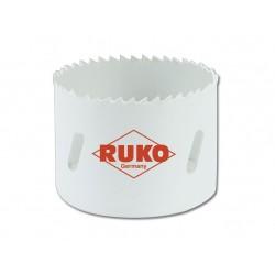 Carota bimetal Ruko HSSE-CO Ø 114 mm