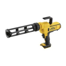 Pistol pentru silicon compatibil cu acumulatori Li-Ion XR 18 V Dewalt DCE560N