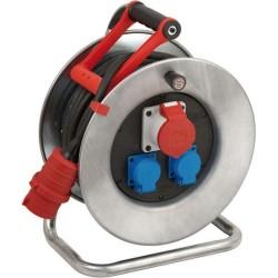 Derulator cu tambur Brennenstuhl Garant S CEE 1 IP44 25 m