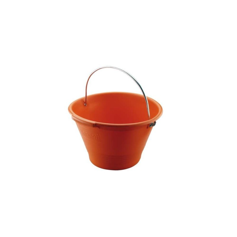 Galeata plastic 10 l Kapriol, portocaliu