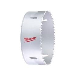Carota bi-metal Contractor Milwaukee 114 mm