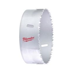 Carota bi-metal Contractor Milwaukee 121 mm
