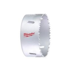 Carota bi-metal Contractor Milwaukee 98 mm