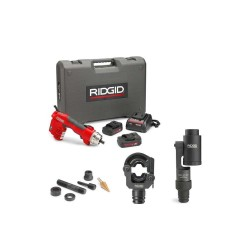 Dispozitiv Ridgid electrohidraulic pentru taiere si sertizare RE-60
