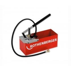 Pompa manuala de umplere si testare Rothenberger TP 25