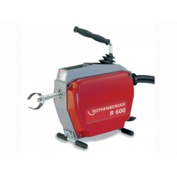Masina pentru curatat/desfundat conducte Rothenberger R600