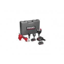 Dispozitiv Ridgid electrohidraulic pentru taiere, perforare si sertizare cabluri RE-60
