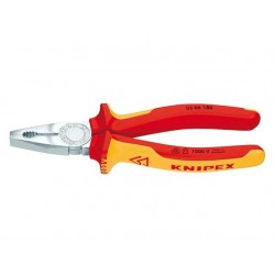 Patent combinat Knipex 180 mm VDE 0306180