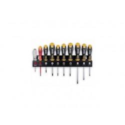 Set 10 surubelnite Felo Ergonic XL-Rack 40091043