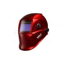 Masca automata pentru sudura IWELD FANTOM 4 Burgund-Metalizat