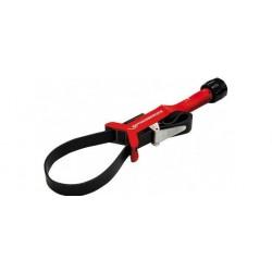 Cleste cu banda Rothenberger EASY GRIP 20–160 mm pentru tevi din plastic