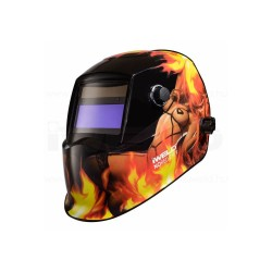 Masca automata pentru sudura IWELD NORED EYE 2 Fire-Girl
