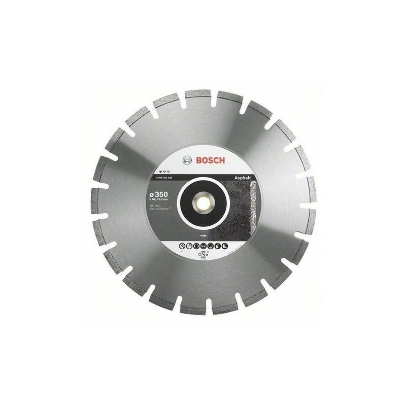 Disc diamantat Bosch pentru asfalt 450 mm