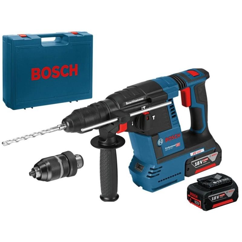 Ciocan rotopercutor SDS-Plus Bosch GBH 18V-26 F