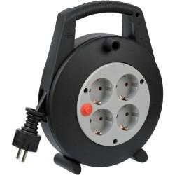 Derulator cu tambur interior Brennenstuhl H05VVF 3G1.5, 5 m 1092200