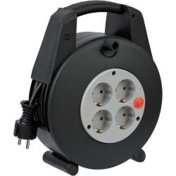 Derulator cu tambur interior Brennenstuhl H05VVF 3G1.5, 15 m 1094200