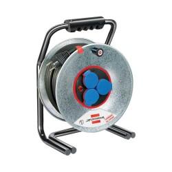 Derulator cu tambur metalic Brennenstuhl H07RNF 3G1.5, 40 m 1314400