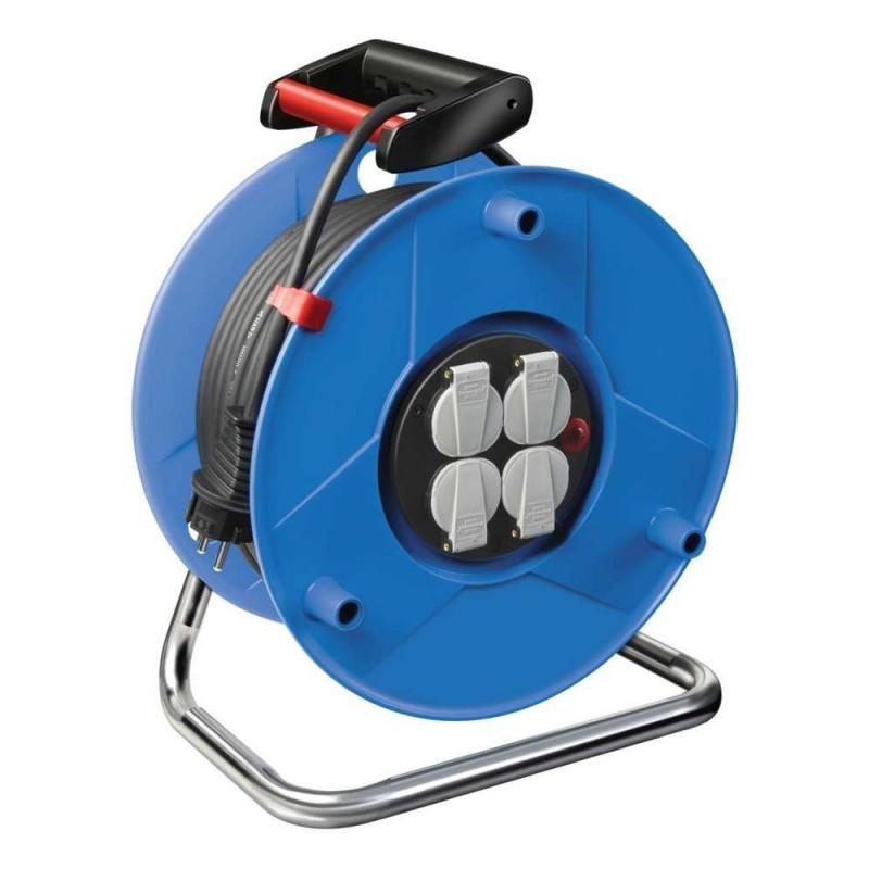 Derulator cu tambur Brennenstuhl H05VVF 3G1.5, 50 m 1208060