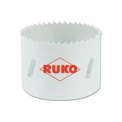 Carota bimetal Ruko CO 22 mm