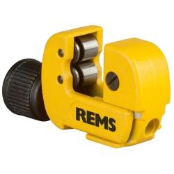 Taietor pentru tevi Rems RAS Cu-Inox 3-28 Mini
