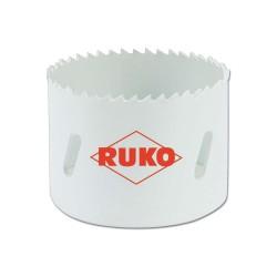 Carota bimetal Ruko CO 38 mm