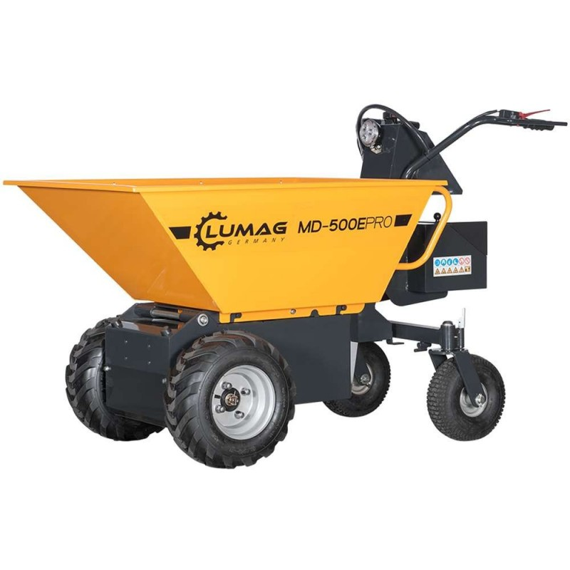 Mini dumper electric Lumag MD 500E PRO