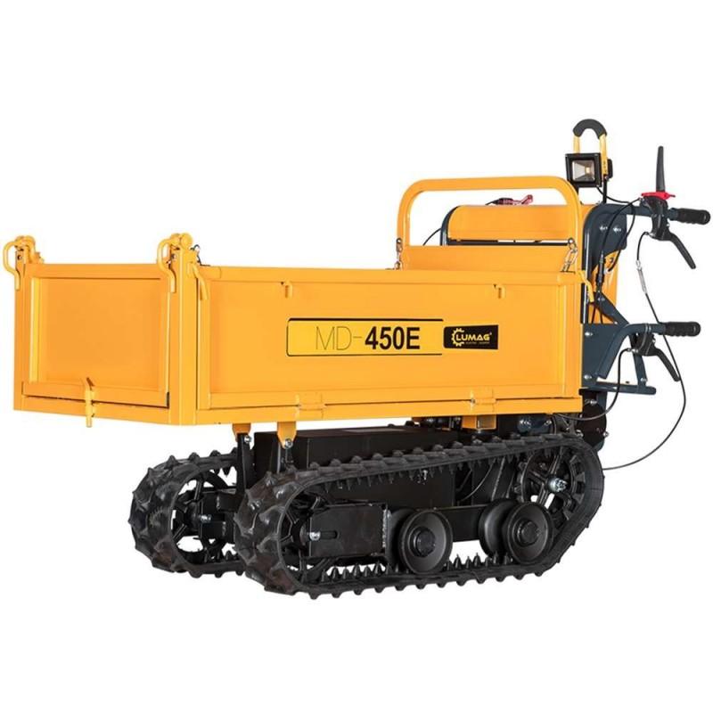 Mini dumper electric Lumag MD 450E