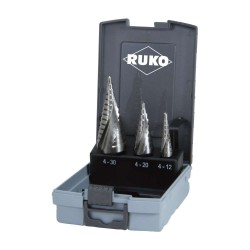 Set burghie in trepte Ruko HSS 0/9,1,2