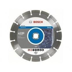 Disc diamantat Bosch pentru piatra 230 mm