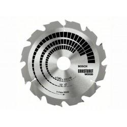 Panza de ferastrau circular Bosch Construct Wood 160x20/16,12