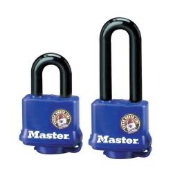 Lacat din otel laminat 40mm 312EURDLH Master Lock