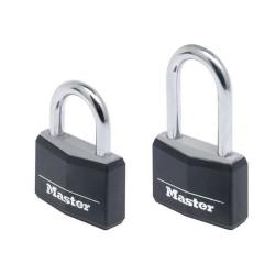 Lacat din aluminiu 50mm 9150EURDBLK Master Lock