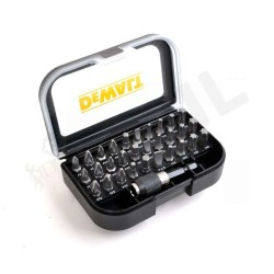 Trusa de biti cu 31 de piese Dewalt DT7944M
