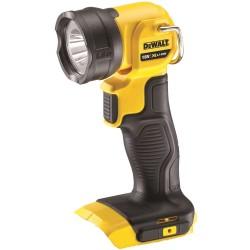 Lanterna LED cu cap pivotant compatibila cu acumulatori XR 18 V Dewalt DCL040-XJ