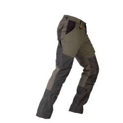Pantaloni standard verzi Kapriol TENERE PRO