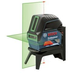 Nivela laser cu linii in cruce si 2 puncte Bosch GCL 2-15 G