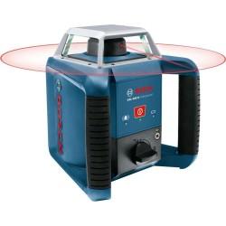 Nivela laser rotativa Bosch GRL 400 H Set