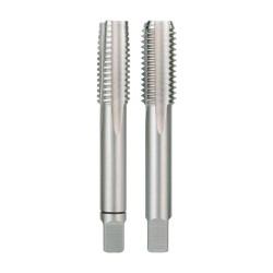 Set 2 tarozi pentru filetare manuala Ruko G DIN 5157 HSS G1/4