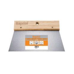 Spaclu neted cu maner din lemn Kapriol 200 mm