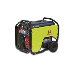 Generator de curent trifazat Pramac S8000 AVR+CON+DPP