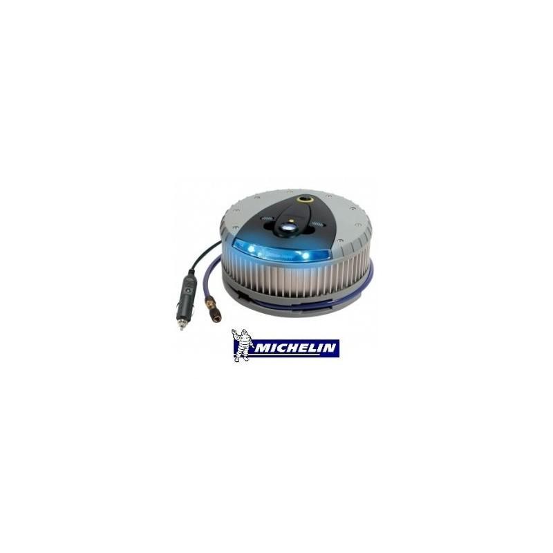 Compresor auto 12 V Fiac Michelin cu manometru digital