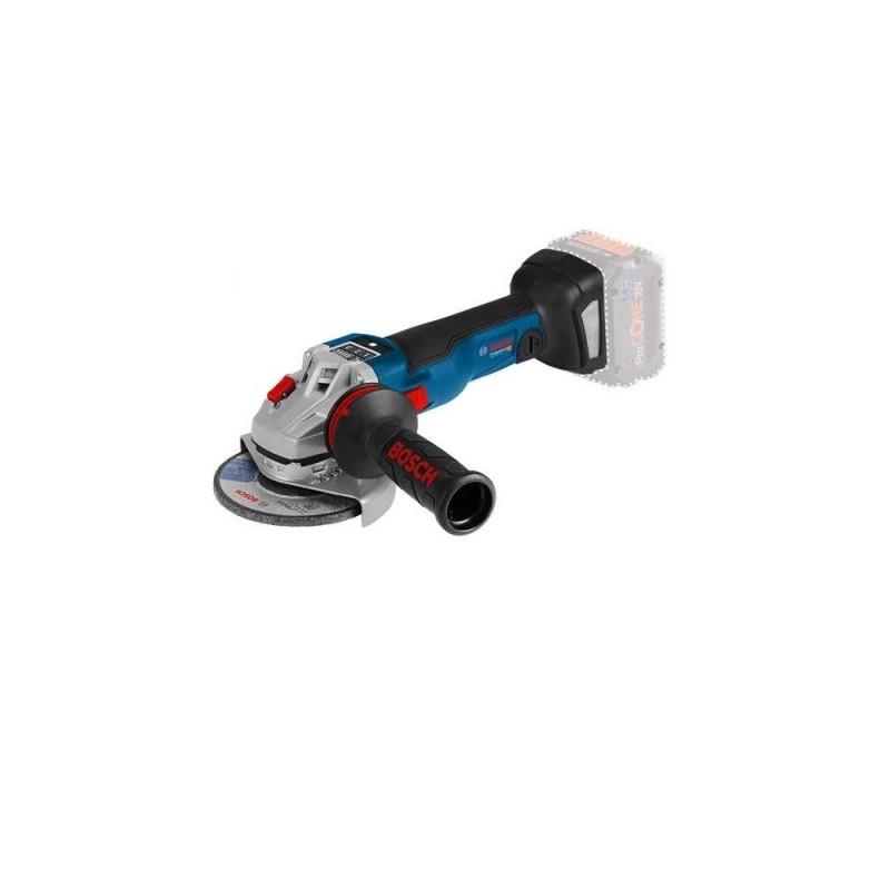 Polizor unghiular Bosch compatibil cu acumulator 18V GWS 18V-10 SC 150