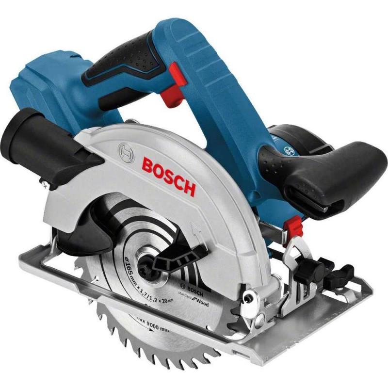 Fierastrau circular Bosch compatibil cu acumulator GKS 18V-57