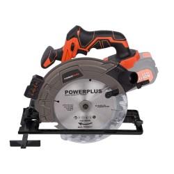 Fierăstrău circular cu acumulator Li‑Ion 40V pânză de Ø190 mm  Power Plus - Dual Power