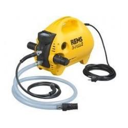 Pompa electrica Rems E-Push 2 pentru alimentare si verificare